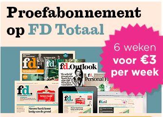 6x FD Totaal voor €18