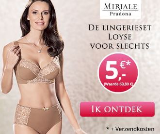 Miriale Pradona Lingerie set voor €5