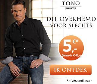 Tono shirt overhemd €5