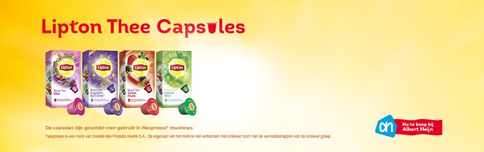 Lipton Thee capsules