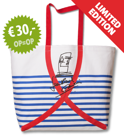 Jean  Paul Gaultier Beachbag